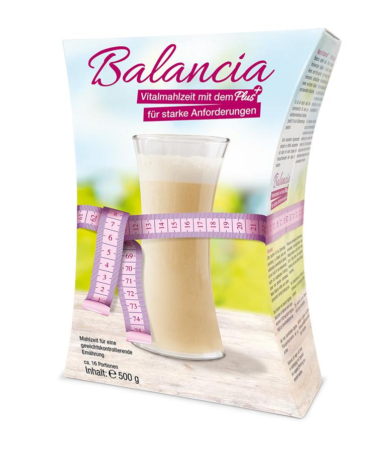 Balancia abnehmen